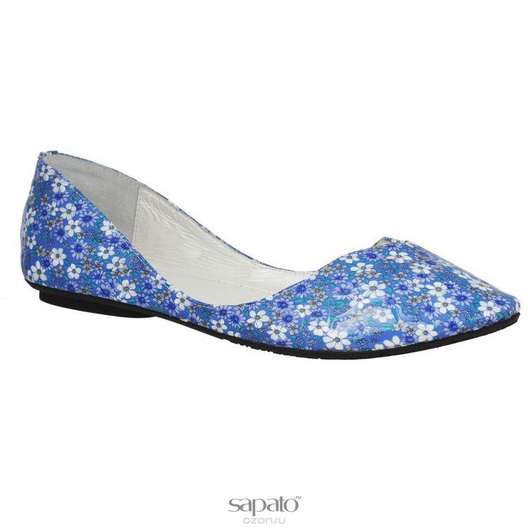 Балетки Vitacci Балетки. 11963 голубые