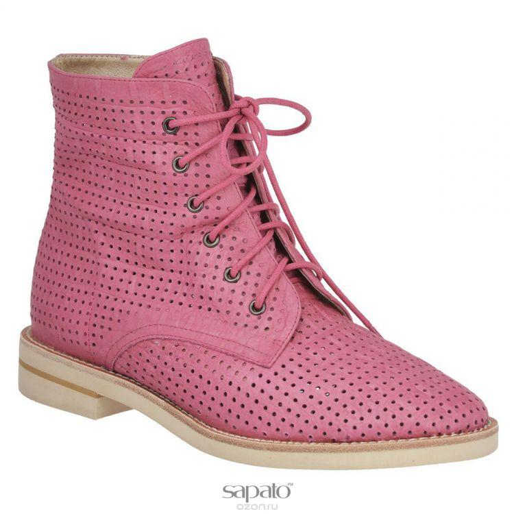 Ботинки Vitacci Ботинки женские. 4243 розовые