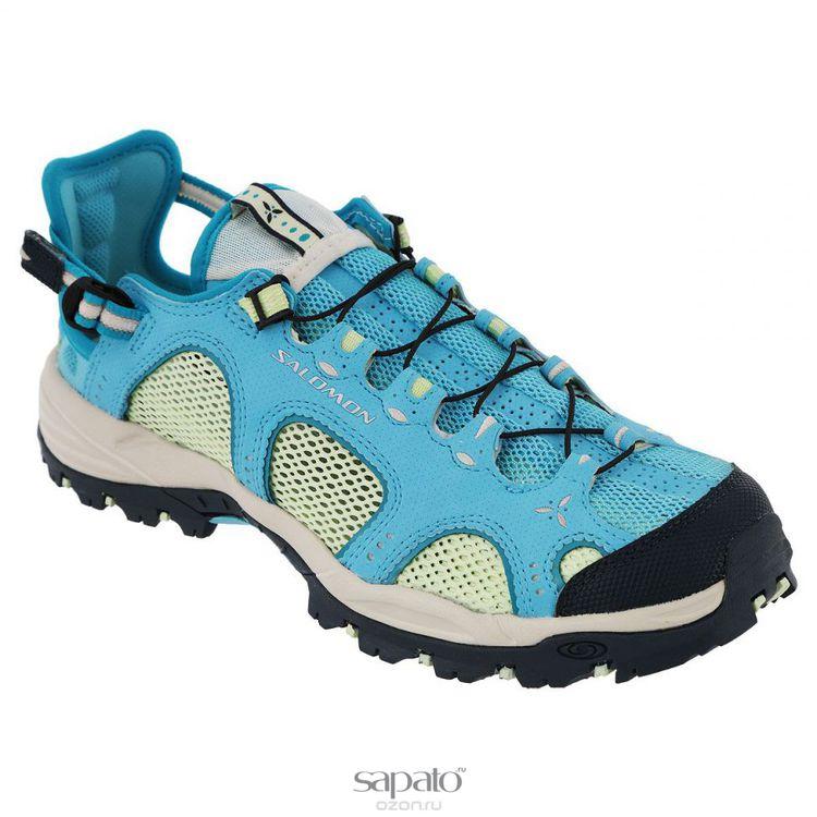 Кроссовки Salomon Кроссовки TECHAMPHIBIAN 3 W BL/GR/BL голубые
