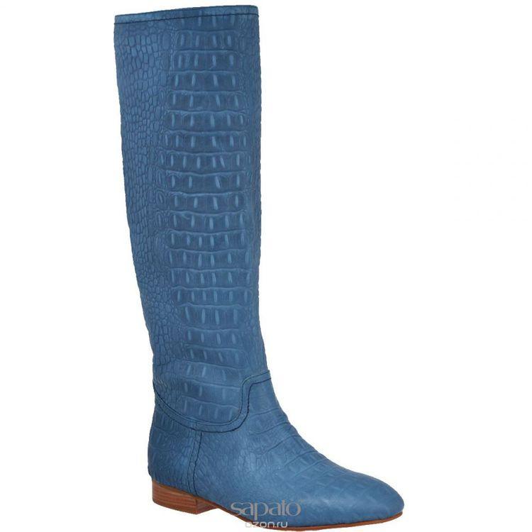 Сапоги Vitacci Сапоги женские. 42465 синие