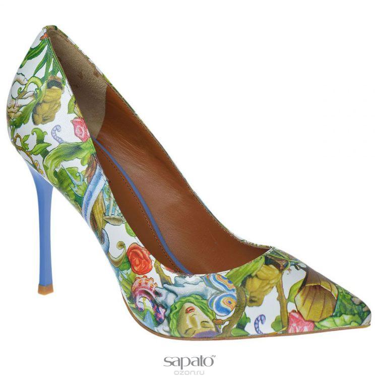 Туфли Vitacci Туфли женские. 59984 зеленые
