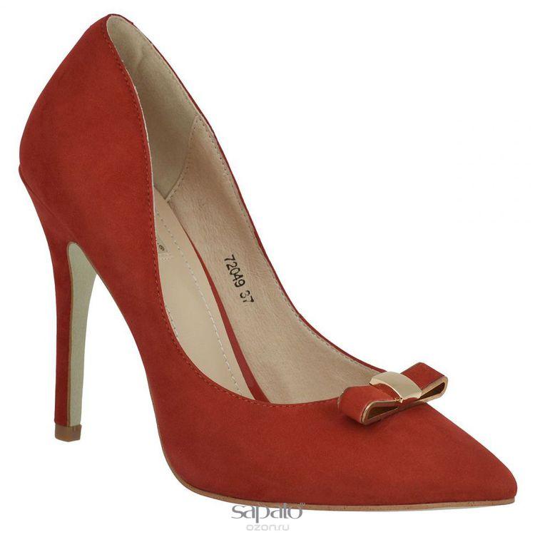 Туфли Vitacci Туфли женские. 720 красные