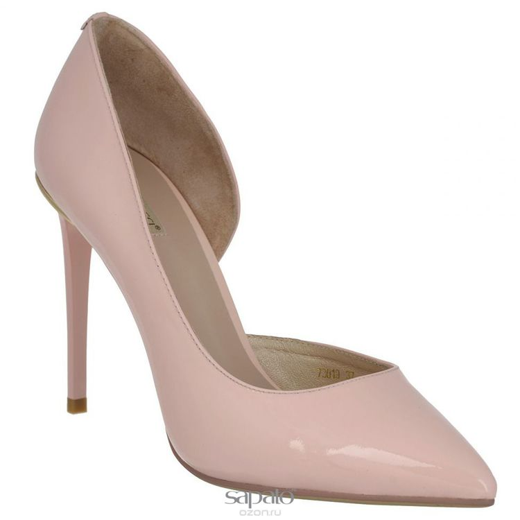 Туфли Vitacci Туфли женские. 7301 розовые