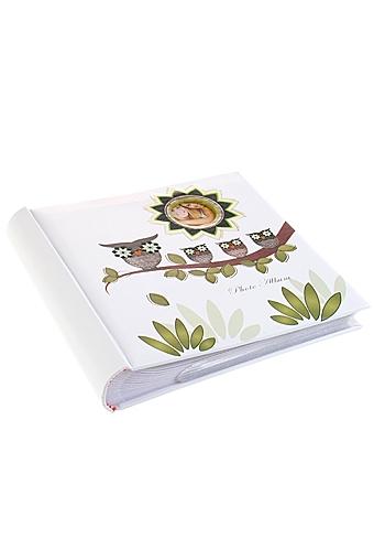 """Фотоальбомы для детей и новорожденных Красный куб Фотоальбом с рамкой для фото """"Семья"""""""