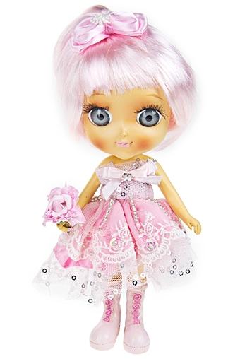 """Маленькие куклы Красный куб Фигурка """"Розовое счастье"""""""