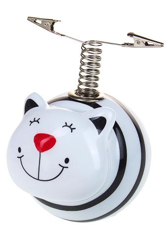 """Подставки для карандашей Красный куб Подставка для ручки """"Влюбленный котик"""""""