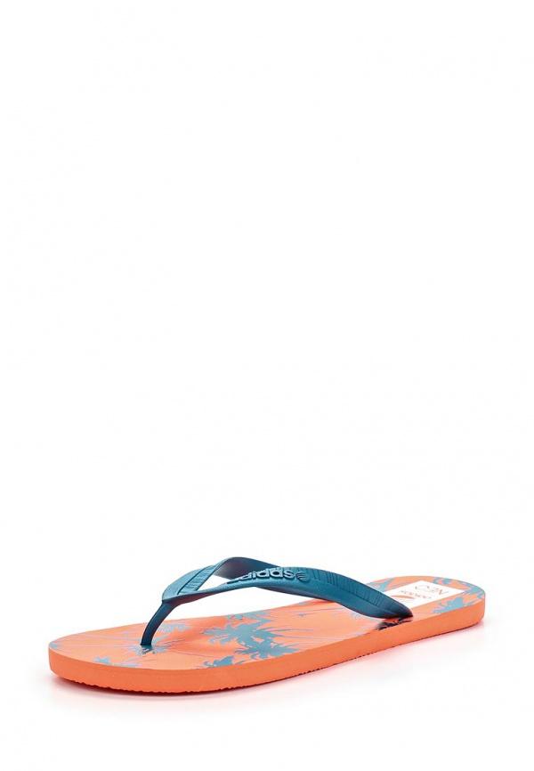 Сланцы adidas Neo F97883 синие