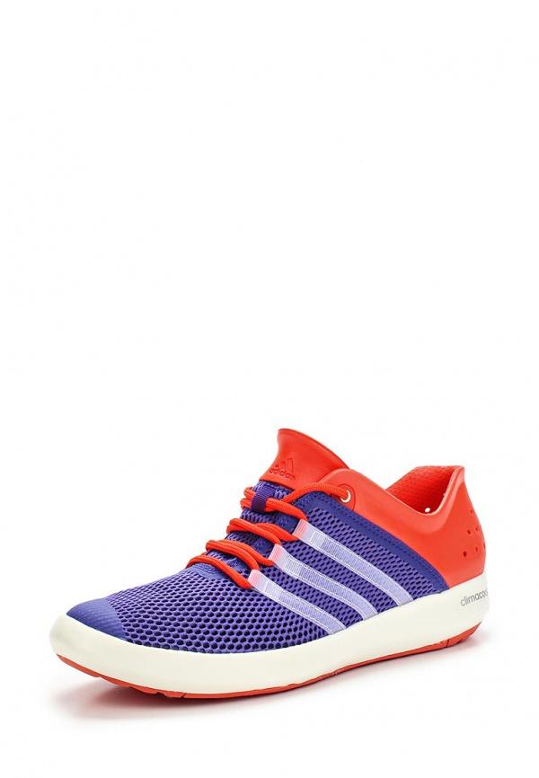 Кроссовки adidas Performance M29079 фиолетовые