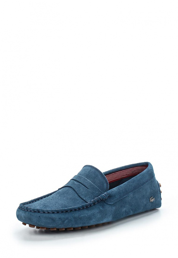 Мокасины Lacoste SRM2103120 синие