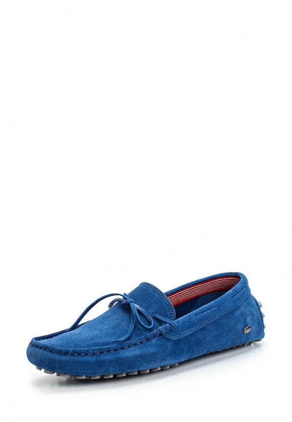 Мокасины Lacoste SRM2102125 синие