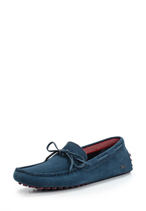 Мокасины Lacoste SRM21021W5 синие