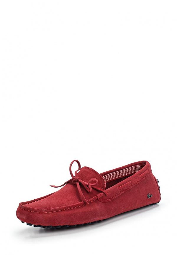 Мокасины Lacoste SRM2102047 красные