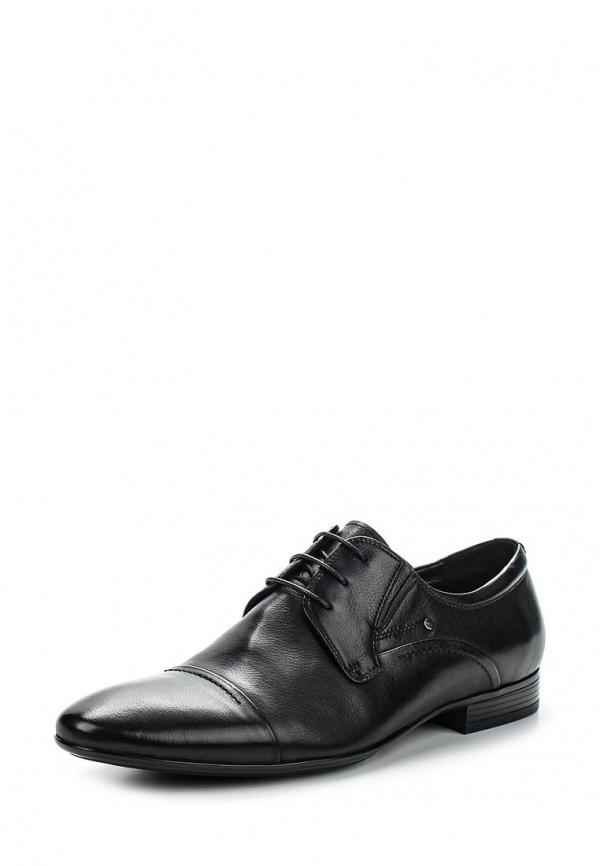 Туфли Patrol (Cornado) 320-305NK-15s-1-1 чёрные