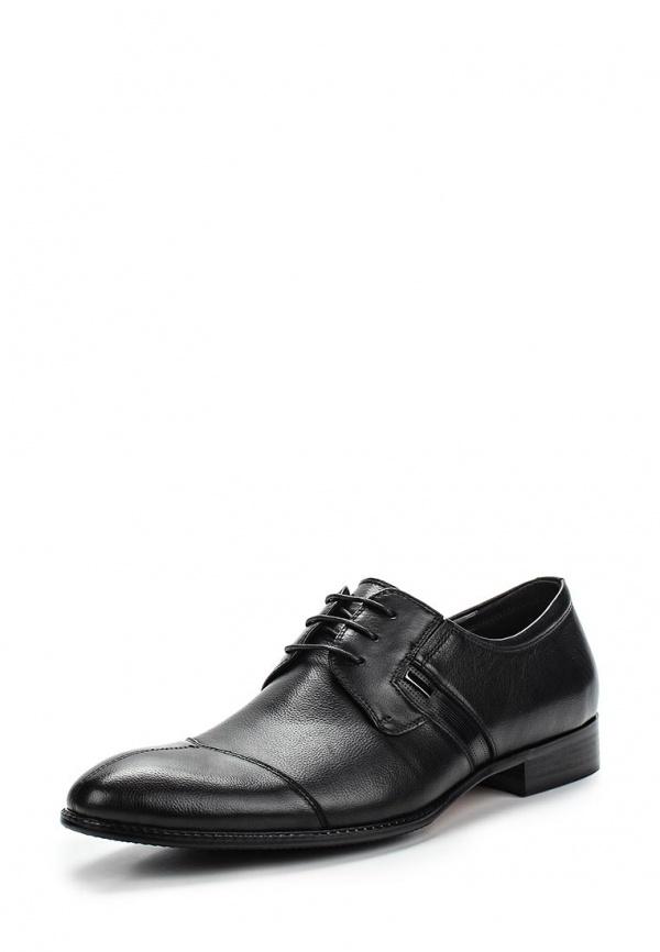 Туфли Patrol (Cornado) 320-505NK-15s-1-1 чёрные