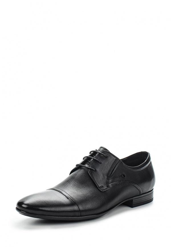 Туфли Patrol (Cornado) 320-512NK-15s-1-1 чёрные