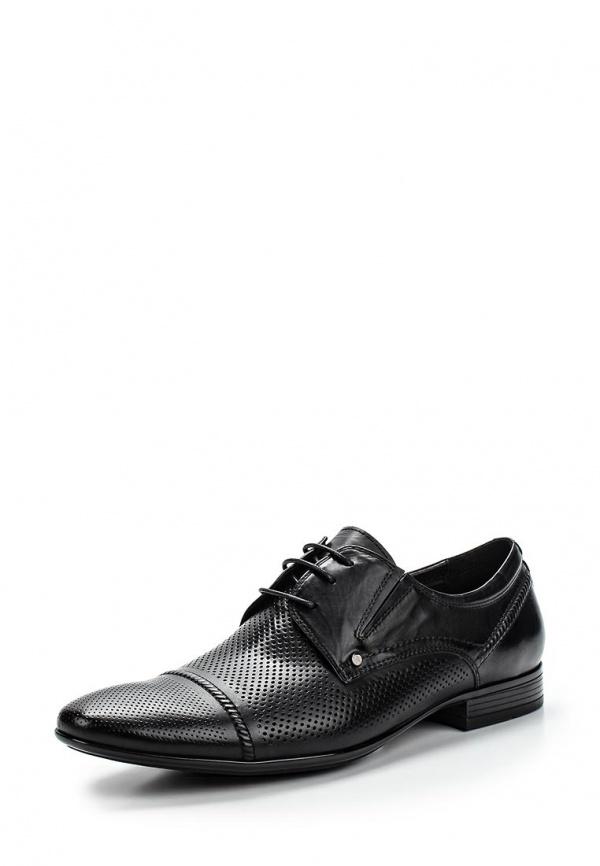 Туфли Patrol (Cornado) 320-518NK-15s-1-1 чёрные