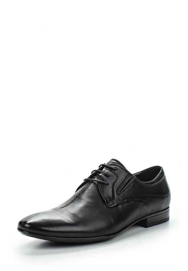 Туфли Patrol (Cornado) 320-750NK-15s-1-1 чёрные
