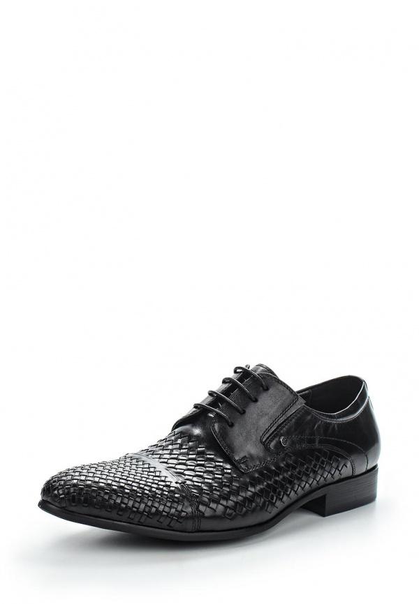 Туфли Patrol (Cornado) 347-855NK-15s-1-1 чёрные