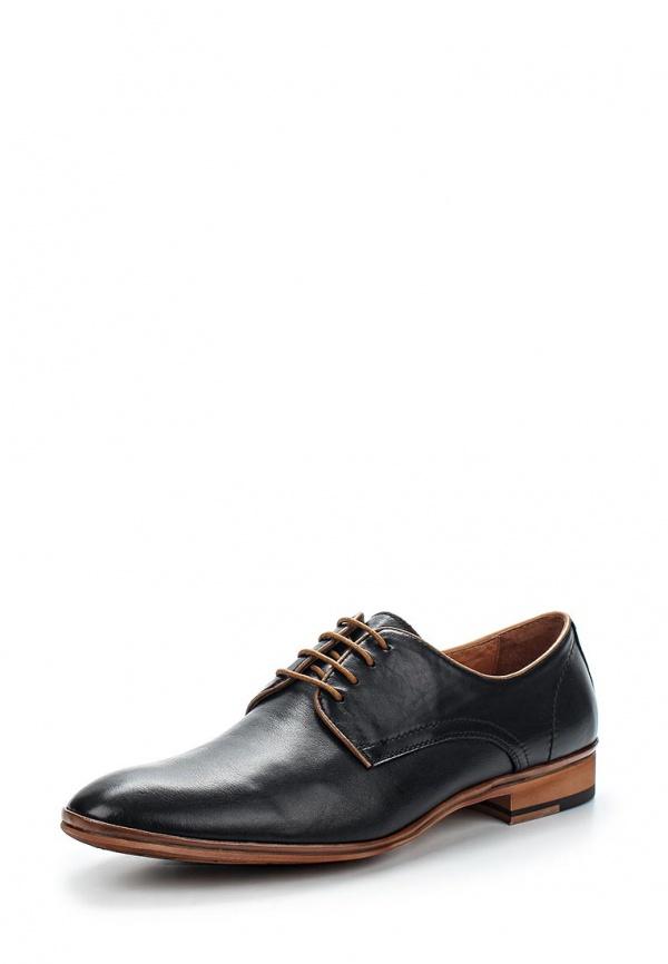 Туфли Paolo Conte 61-248-31-2 чёрные