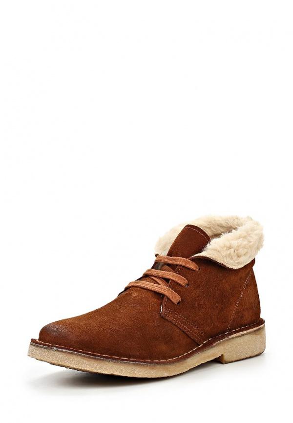 Ботинки Bronx 44124-B-21 коричневые
