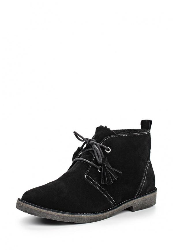 Ботинки Tamaris 1-1-26154-33-001/220 чёрные