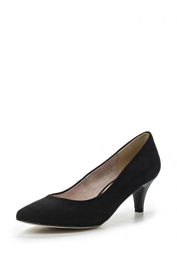 Туфли Tamaris 1-1-22415-24-001 чёрные
