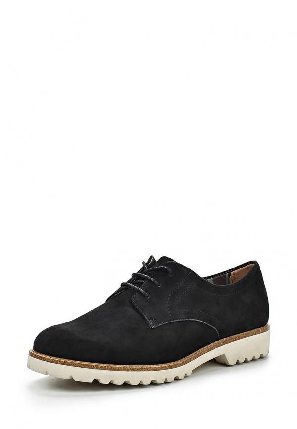 Ботинки Tamaris 1-1-23208-24-001 чёрные