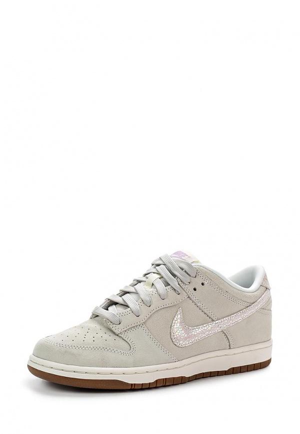 Кроссовки Nike 705214-100 серые
