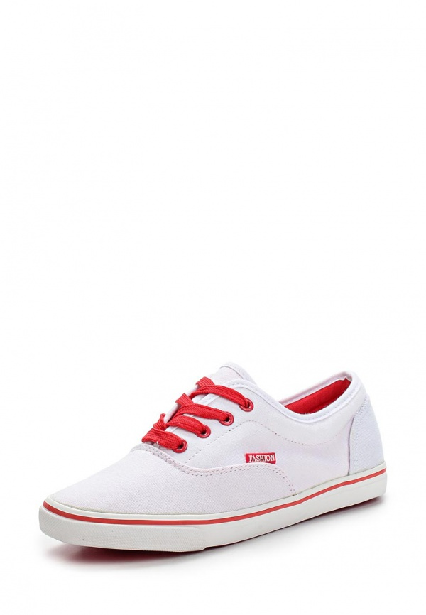 Кеды Max Shoes 10-6 белые