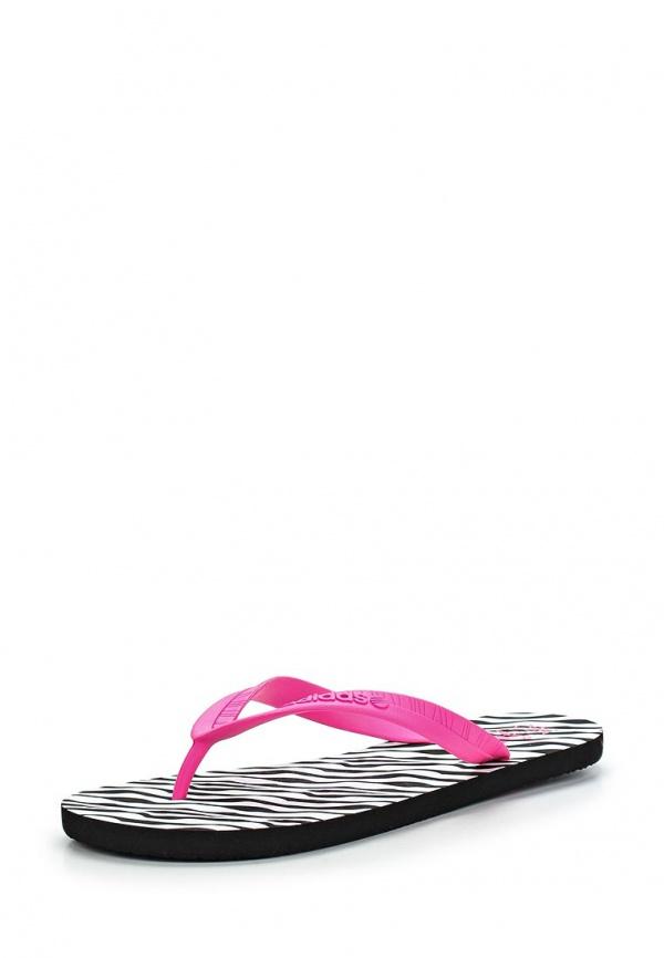 Сланцы adidas Neo F97705 розовые
