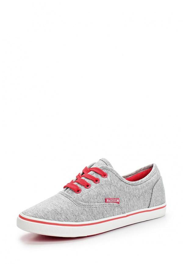 Кеды Max Shoes 10-6 серые