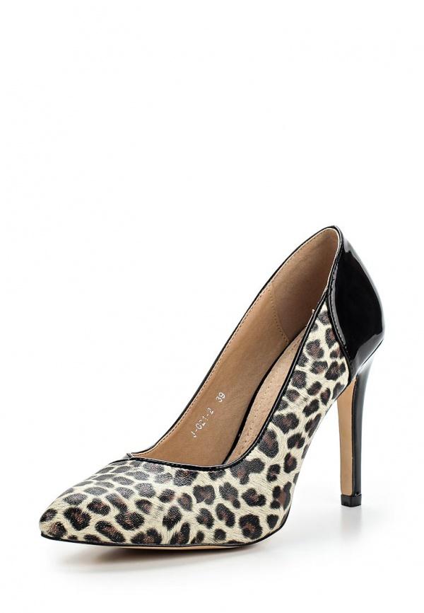 Туфли Vivian Royal J-021-2 чёрные