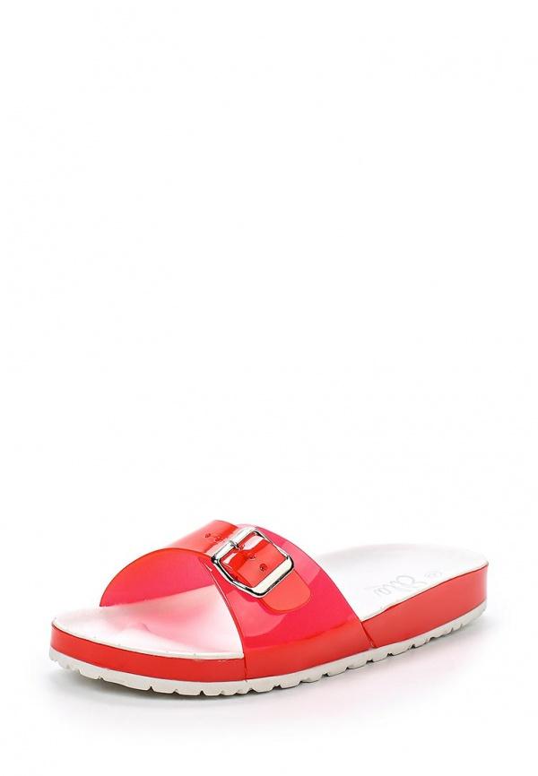 Сабо Ella Tora красные