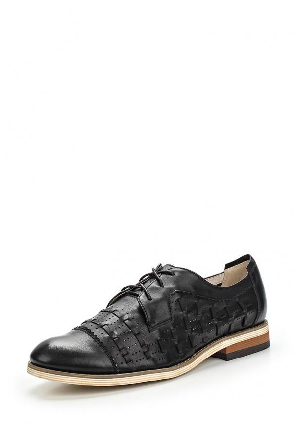 Ботинки Elche FA-S405052L чёрные