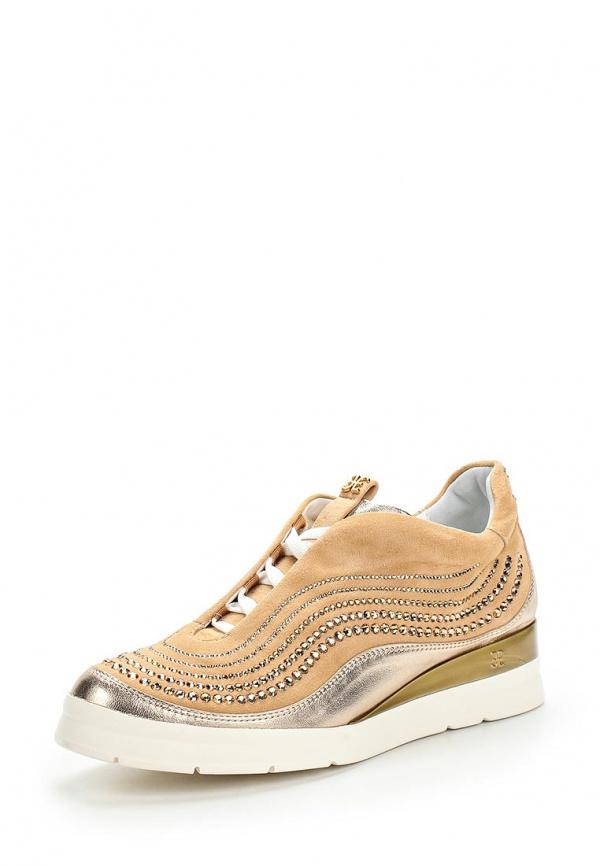 Ботинки Fabi FD3305 бежевые