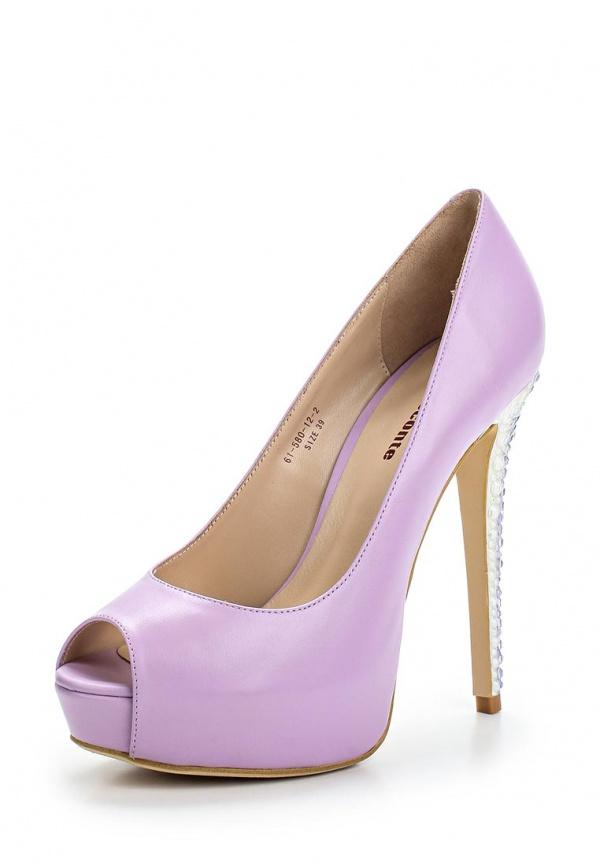 Туфли Paolo Conte 61-580-12-2 фиолетовые