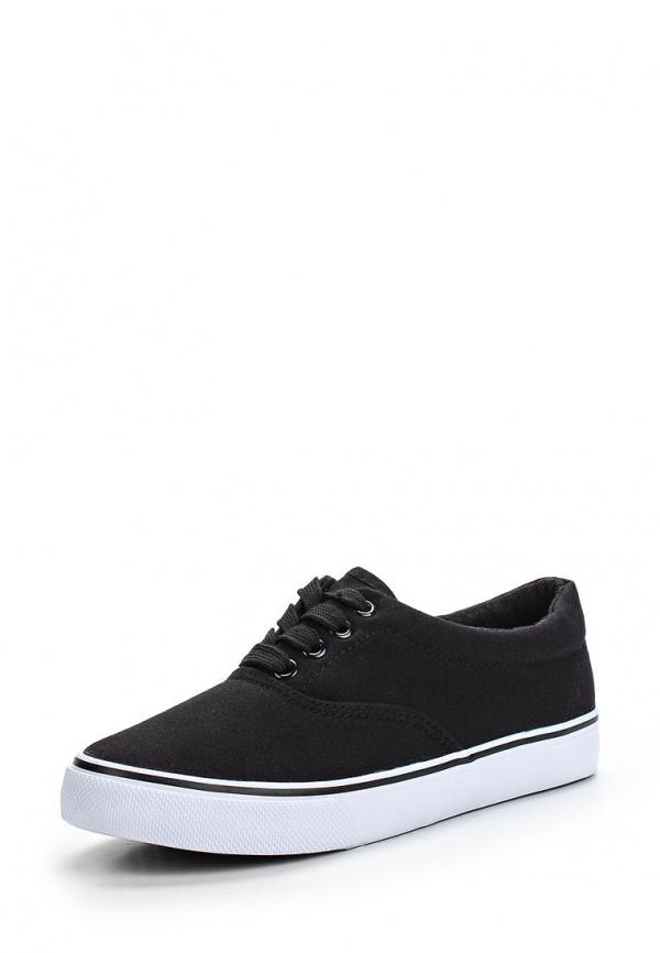 Кеды Max Shoes 10-8 чёрные
