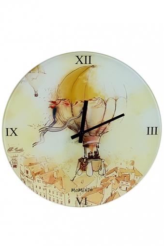 """Часы Настенные Красный куб Часы настенные """"Воздушный шар"""""""