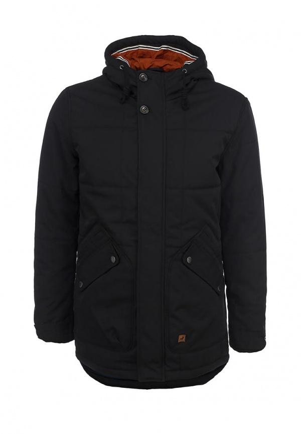 Куртка утепленная Jack & Jones 12079844 чёрные