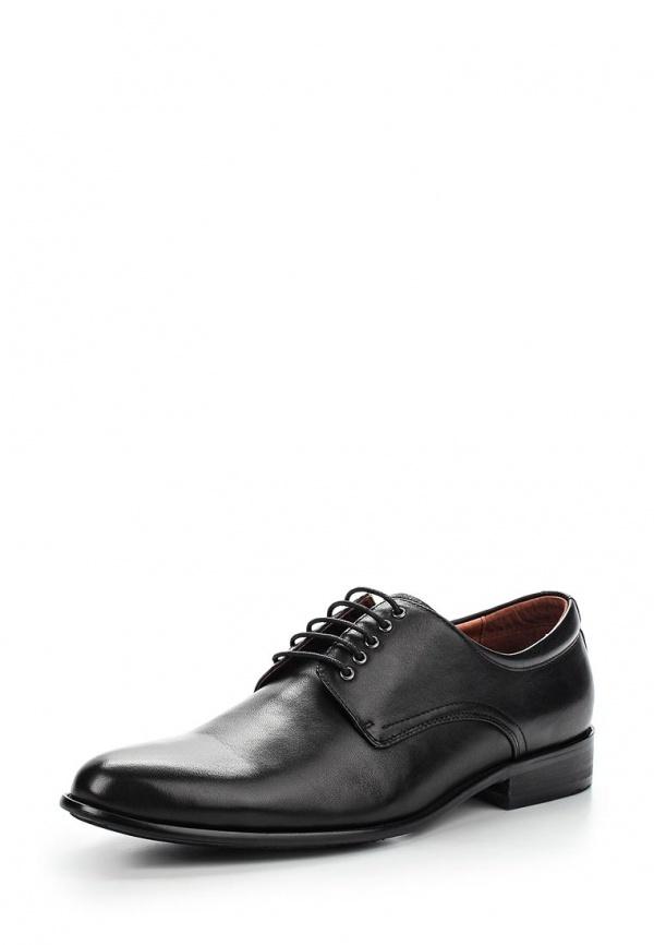 Туфли Valor Wolf 195-2 чёрные