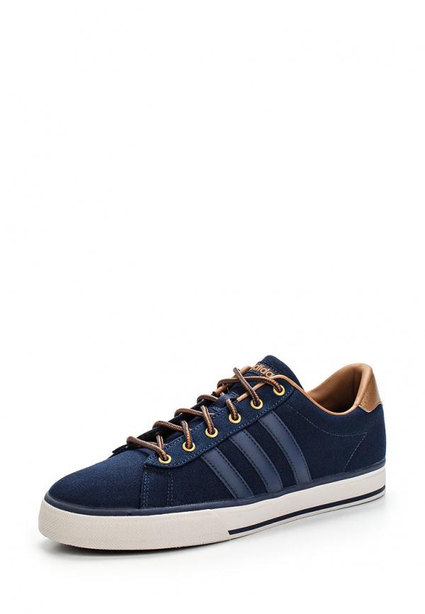 Кеды adidas Neo F97755 синие