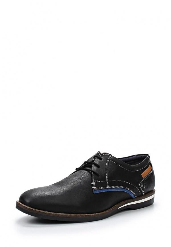 Туфли s.Oliver 5-5-13206-24 чёрные