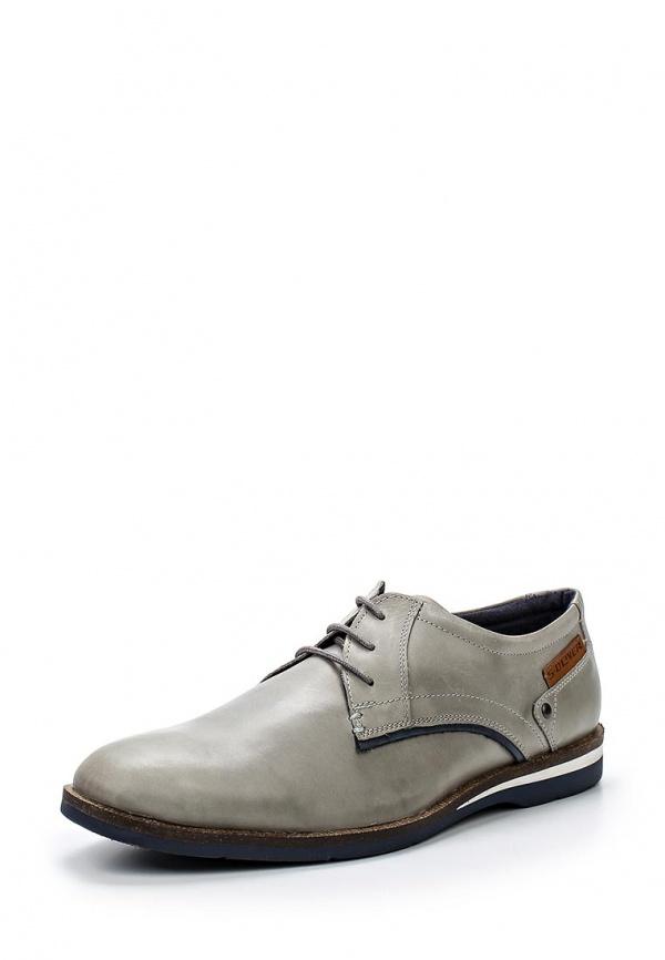 Туфли s.Oliver 5-5-13206-24 серые