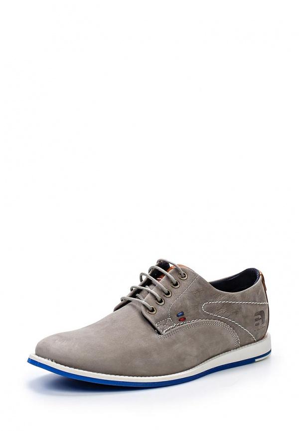 Туфли s.Oliver 5-5-13208-24 серые