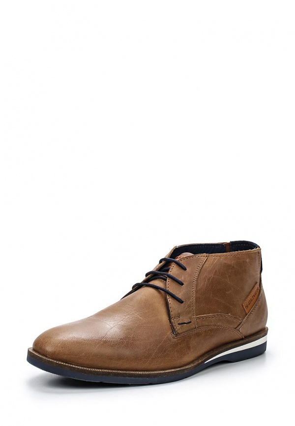 Ботинки s.Oliver 5-5-15104-24 коричневые