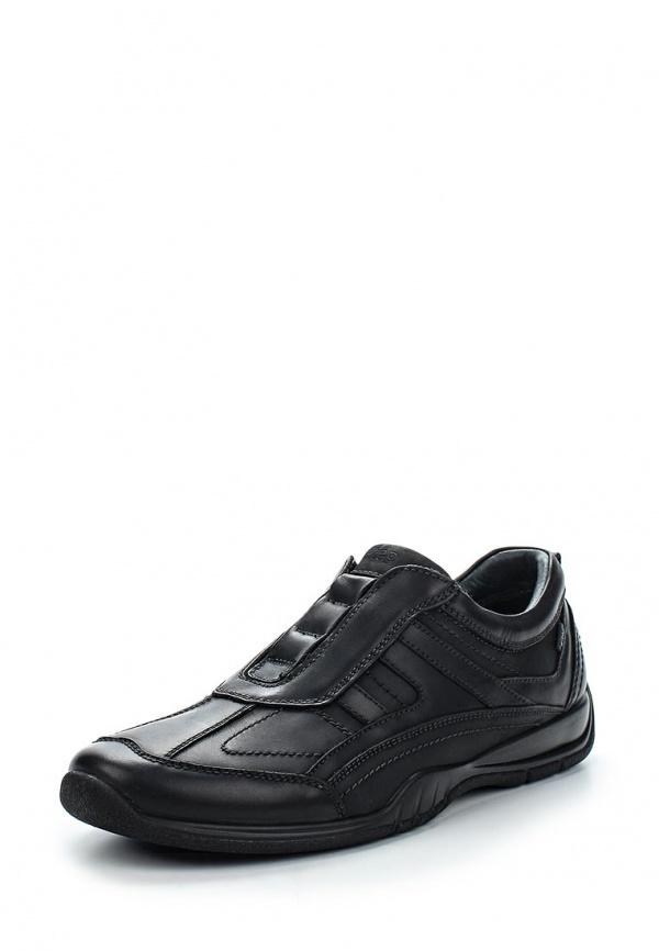 Туфли S-tep 07-10-1 чёрные