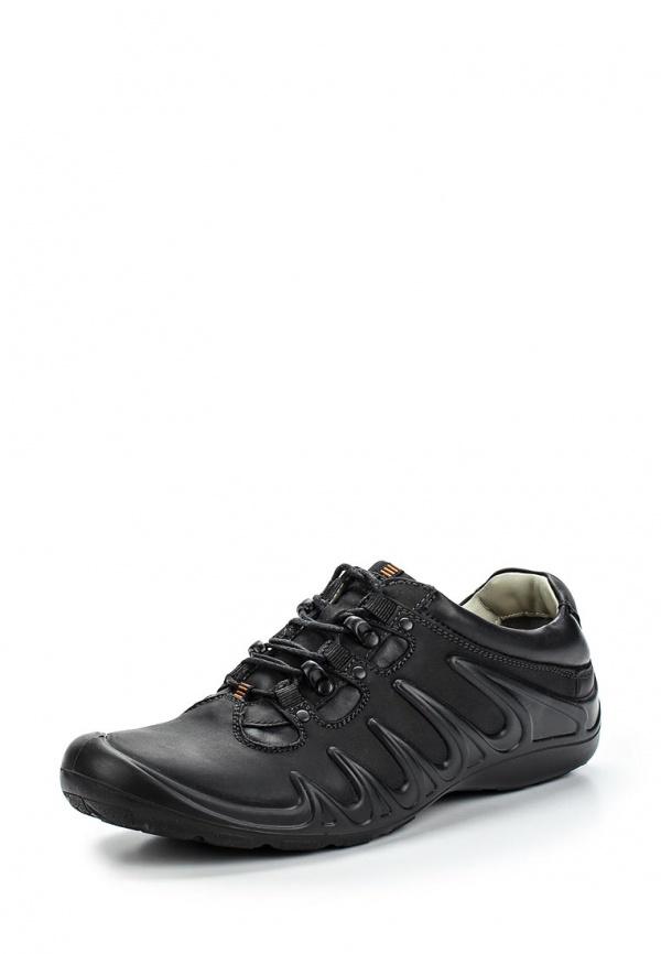 Кроссовки S-tep 801-85-1 чёрные