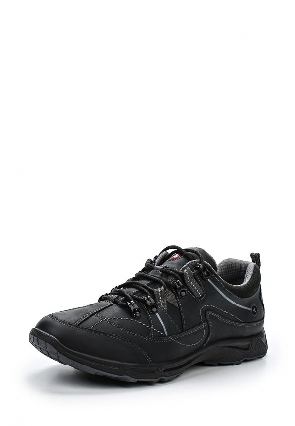 Кроссовки S-tep 12-41-1 чёрные