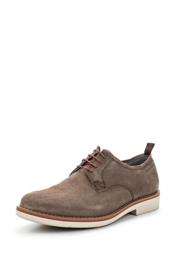 Туфли Vagabond 3972-040-19 коричневые