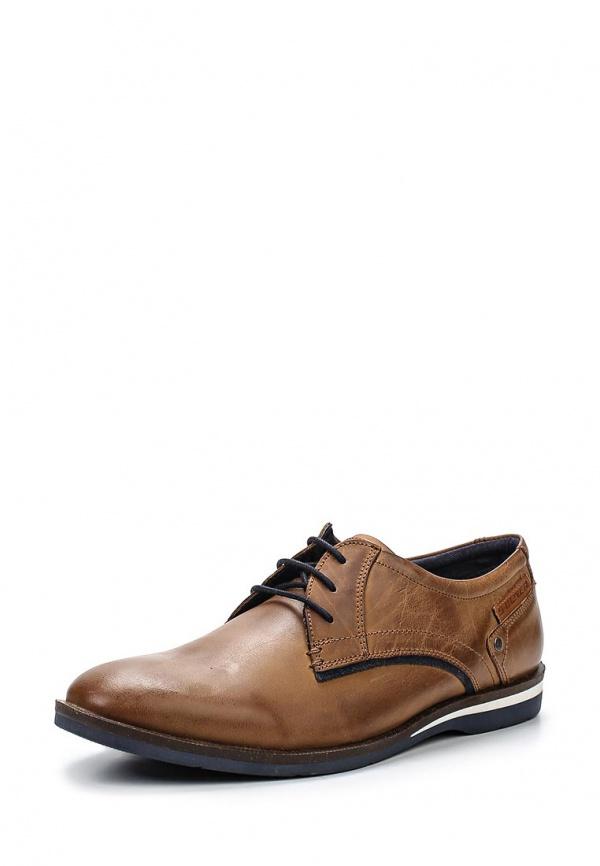 Туфли s.Oliver 5-5-13206-24 коричневые